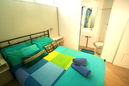Original Backpackers - Sydney - Bedroom