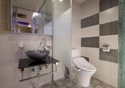 MJ Hotel - Seogwipo - Bathroom
