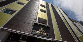 Mj Hotel - Seogwipo - Edificio