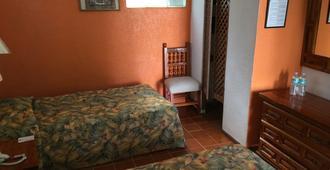 Hotel Bajo el Volcan - Cuernavaca - Phòng ngủ
