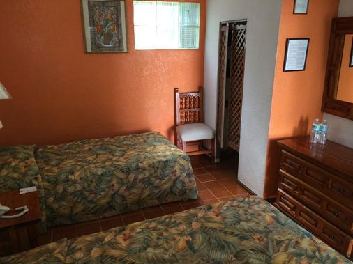 Hotel Bajo el Volcan - Cuernavaca - Bedroom