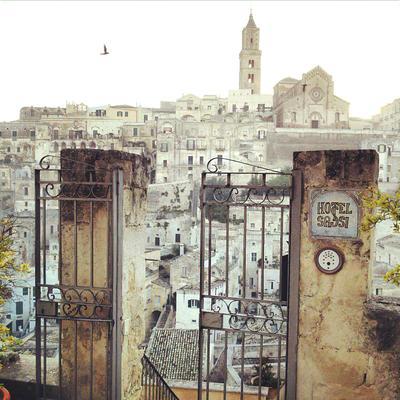 Hotel Sassi - Matera - Outdoor view