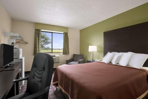 Super 8 by Wyndham Saginaw - Saginaw - Bedroom
