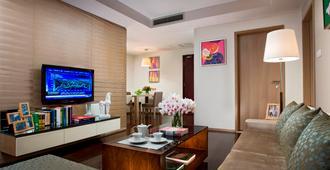 Somerset Jiefangbei Chongqing - Chongqing - Living room