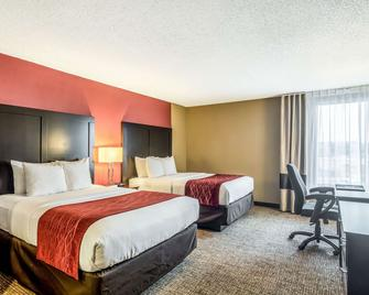 Comfort Inn O'Hare - Convention Center - Des Plaines - Schlafzimmer
