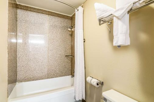 Comfort Inn O'Hare - Convention Center - Des Plaines - Bathroom