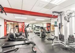 Comfort Inn O'Hare - Convention Center - Des Plaines - Gym