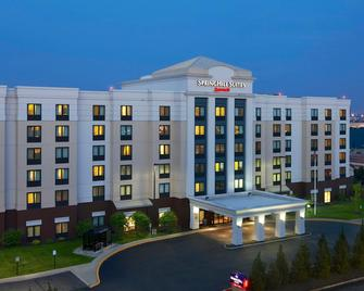 Springhill Suites By Marriott Newark Liberty International - Ньюарк - Building