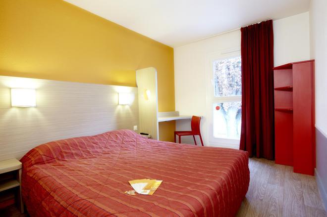 Hotel Premiere Classe Pau EST Bizanos - Bizanos - Bedroom