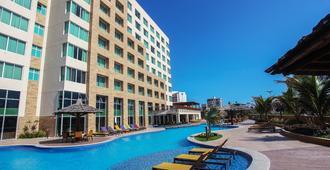 Gran Mareiro Hotel - Fortaleza - Piscina