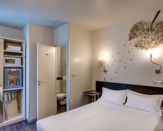 Vivaldi Hotel - Puteaux - Schlafzimmer