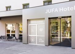 Jufa Hotel Graz - Graz - Bygning