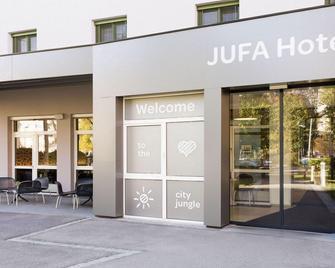 Jufa Hotel Graz - Graz - Gebouw