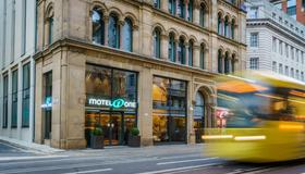 Motel One Manchester-Royal Exchange - Manchester - Building