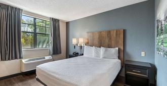 Extended Stay America Premier Suites - Miami - Downtown Brickell - Cruise Port - מיאמי - חדר שינה