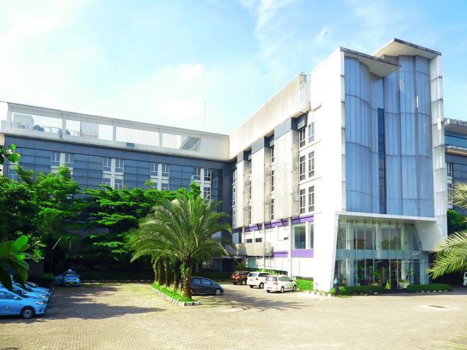 Hotel Yasmin Karawaci - Tangerang City - Rakennus