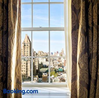 The Pierre, A Taj Hotel, New York - New York - Balcony