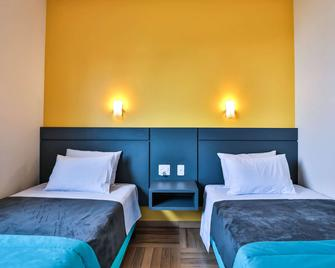 Sleep Inn Sao Carlos - São Carlos - Schlafzimmer