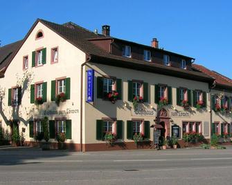 Hotel-Restaurant Löwen - Schopfheim - Gebäude