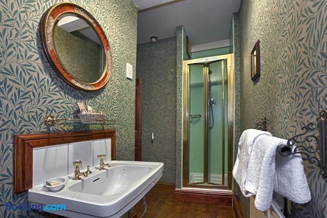 Hodgkinsons Hotel & Restaurant - Matlock - Bathroom