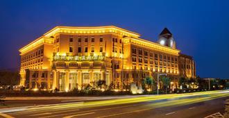 Nanjing Greenland Yuhao Hot Spring Hotel - Nam Kinh - Toà nhà