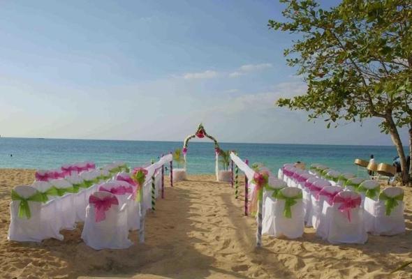 Merril's Beach Resort I - Negril - Banquet hall