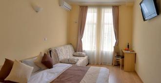 Heart Kiev Apart-Hotel - Kiev - Habitación