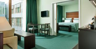 克里普城市酒店 - 柏林 - 柏林 - 臥室