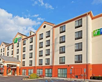 Holiday Inn Express Hotel & Suites Meadowlands Area - Carlstadt - Gebäude