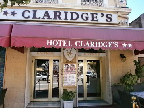 Claridge's - Menton - Gebäude