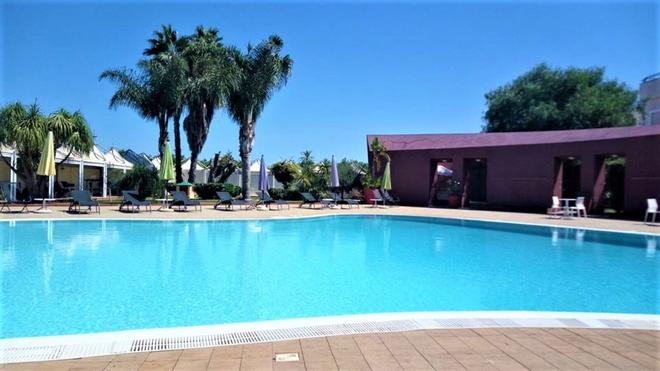 Albatros Hotel - Siracusa - Pool