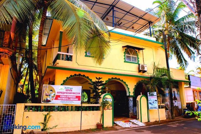 Monte Villa Guest House - Candolim - Building