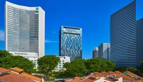 Pan Pacific Serviced Suites Beach Road, Singapore - Singapura