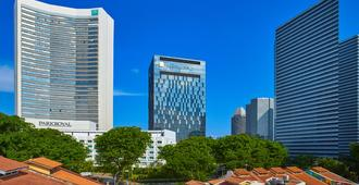 Pan Pacific Serviced Suites Beach Road, Singapore - Singapura