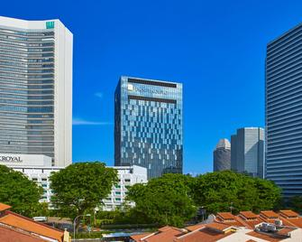 Pan Pacific Serviced Suites Beach Road, Singapore - Singapore