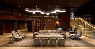 Pan Pacific Serviced Suites Beach Road - Singapore - טרקלין
