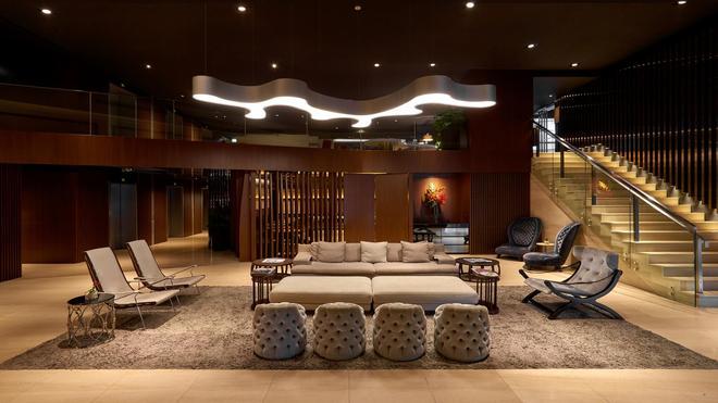 Pan Pacific Serviced Suites Beach Road, Singapore - Singapore - Lounge