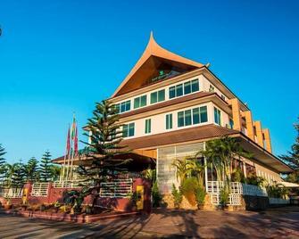 Royal Garden Hotel Mawlamyine - Moulmein - Edificio