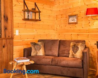 Mein Chalet - Inzell - Living room