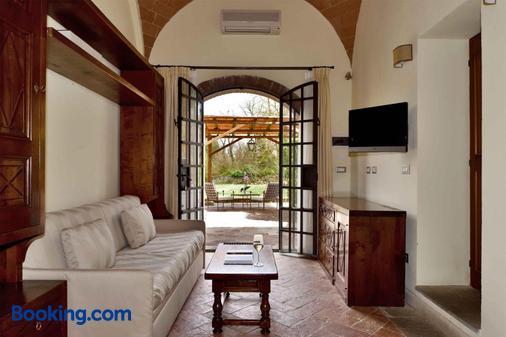 Hotel Borgo San Luigi - Monteriggioni - Living room