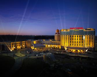 Hollywood Casino St. Louis - Maryland Heights - Gebäude