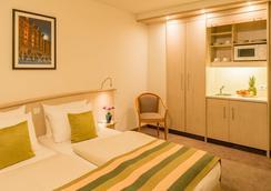 Panorama Inn Hotel Und Boardinghaus - Αμβούργο - Κρεβατοκάμαρα