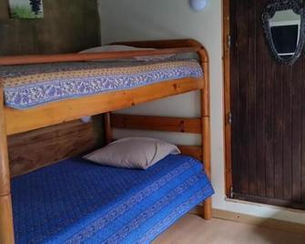 Clematisso - Hostel - Lucciana - Bedroom