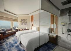 Shangri-La's - Eros Hotel, New Delhi - Нью-Дели - Спальня