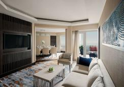 Shangri-La's - Eros Hotel, New Delhi - New Delhi - Living room