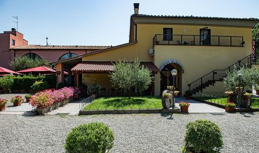 Hotel Ristorante Molino d'Era - Volterra - Building