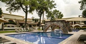 Imperio de Angeles - San Miguel de Allende - Piscina