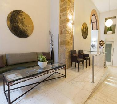 Quintocanto Hotel and Spa - Palermo - Living room