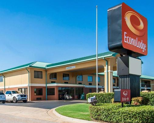 Econo Lodge - Prattville - Gebäude