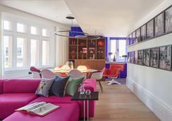 Andaz London Liverpool Street - London - Lounge